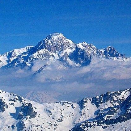 Mont Blanc (2.8. -10.8. 2014)