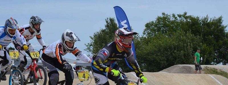 Mistrovství české republiky BMX