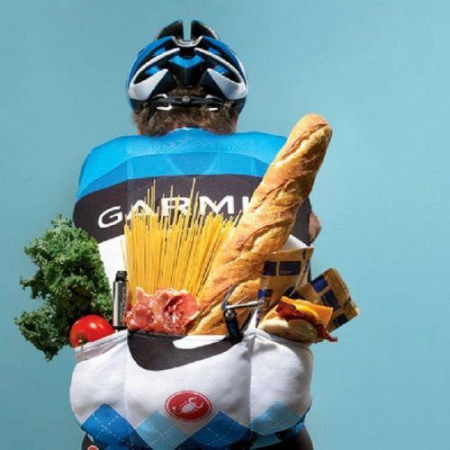 Správná výživa na kole snadno zlepší tvou výkonnost