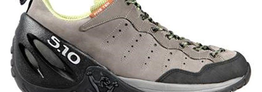 Approach boty - nová generace turistické obuvi - část 1/3
