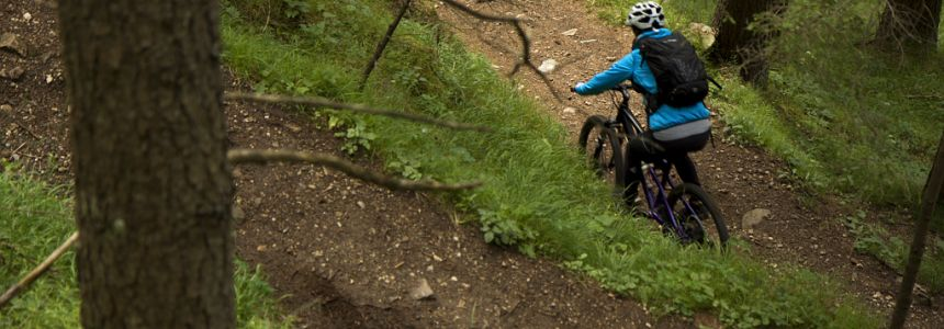 Top 5 bikeparků, které tě budou bavit