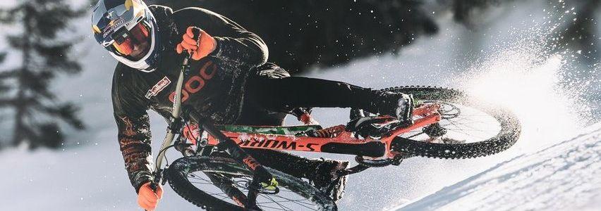 Bike a zima? jdeme do toho!
