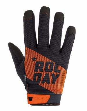 EVO GLOVES ORANGE