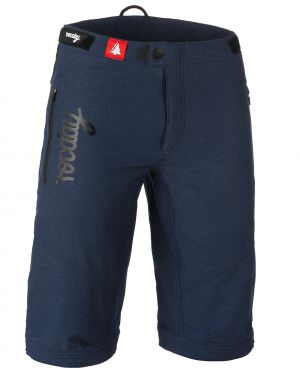 ROC SHORTS DARK BLUE MELANGE