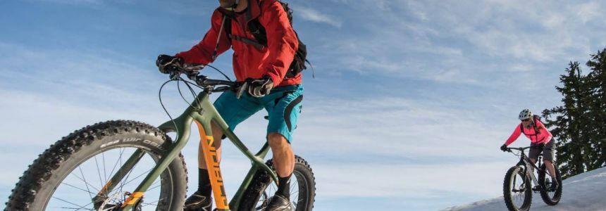 Fat Bike - 5 důvodů proč se nebát tlustých gum!