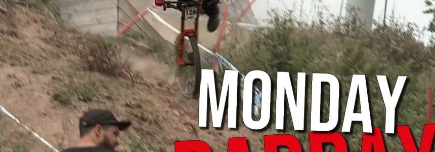 Monday Bad Day #2 - Pilotáž přes řidítková!