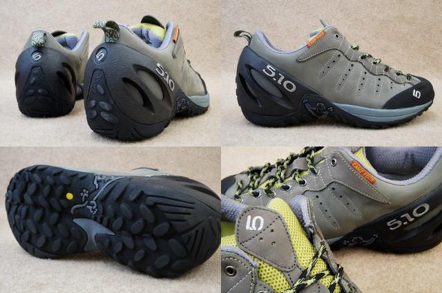 Approach boty - nová generace turistické obuvi - část 1 3 ... 493d9de094d